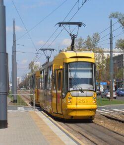 Aleja Jana Pawła II (tramwaj 70)