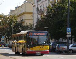 Filtrowa (autobus Z-3)