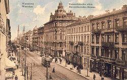 Marszałkowska 1912