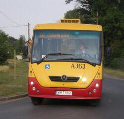 Przewodowa (autobus 161)