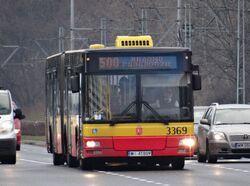 Starzyńskiego (autobus 500)