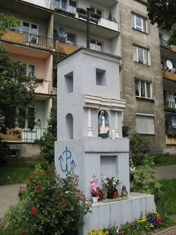 Kapliczka-Gorczewska