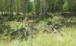 Cmentarz Żydowski na Bródnie (macew)