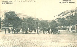 Plac bankowy 1914