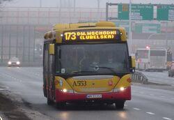 Grochowska (autobus 173) 2015