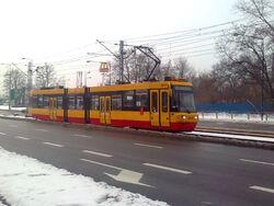 8 na ulicy Powstańców Śląskich (by Kubar906)