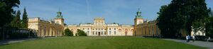 Warszawa - Wilanow Palace