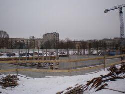 Muzeum Historii Żydów Polskich (budowa)6