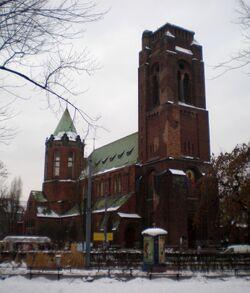 Kościół Niepokalanego Poczęcia NMP Narutowicza