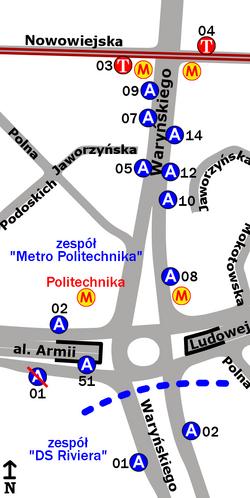 Metro Politechnika-DS Riviera2