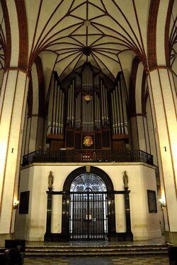 Organy katedra św. Jana
