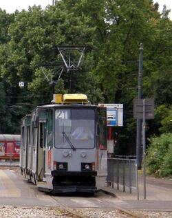 Plac Narutowicza tramwaj 21)