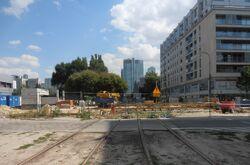 Prosta (budowa II linii metra)