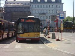 8113-519 Dw. Centralny