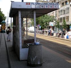 Plac Unii Lubelskiej (przystanek)