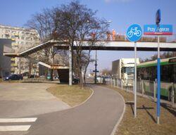 Marymoncka (ścieżka rowerowa)