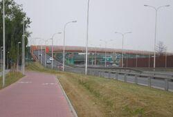 Trasa Siekierkowska (wezel, Ostrobramska)