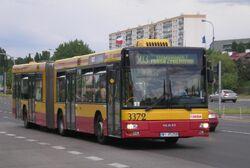 Dolina Sluzewiecka (autobus 503)