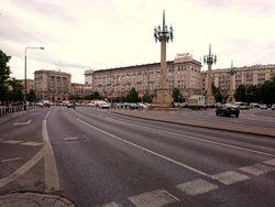 Plac Konstytucji, Warszawa