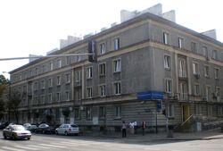 Urzad dzielnicy Mokotww
