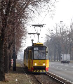 Aleja Waszyngtona (tramwaj 9)