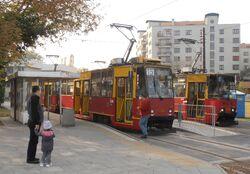 Marymont-Potok (przystanek, tramwaj 15)