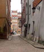 Waski Dunaj (kamienica pod swieta Anna, Rynek Starego Miasta, kamienica nr 31)