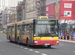Aleje Jerozolimskie (autobus 510)