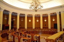 Sala Lwa Rudniewa Pałac Kultury i Nauki