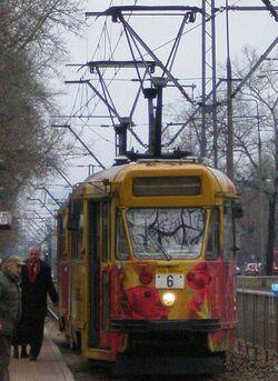 Marymoncka (tramwaj 6)