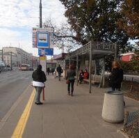 Metro Ratusz Arsenał (przystanek 2)
