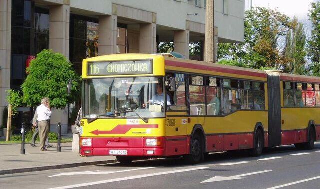 Plik:Muranowska (autobus 116).JPG