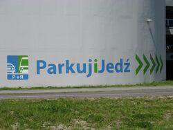 Park&Ride logo