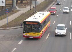 Plowiecka (autobus 125)