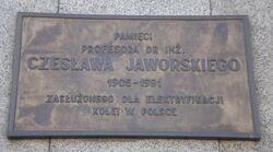 Warszawa Śródmieście (tablica pamiątkowa 1)