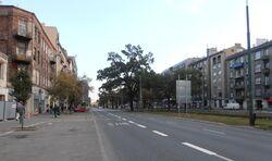 800px-POL Warsaw Targowa Street