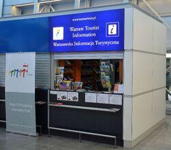 Warszawska Informacja Turystyczna Lotnisko Chopina