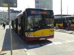 507 (Dworzec Centralny)