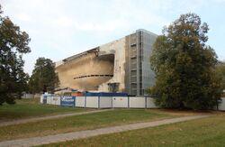 Muzeum Historii Żydów Polskich (budowa 10)