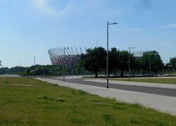 Stadion Narodowy 99