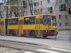 Słowackiego (autobus 515)