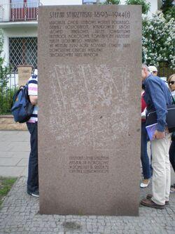 Pomnik Starzyńskiego Dąbrowskiego