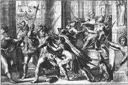 Zamach na Zygmunta III