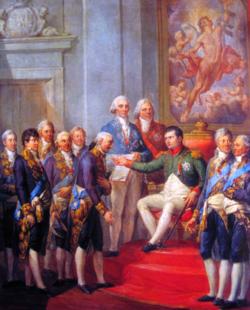 Napoleon nadaje konstytucję Księstwu