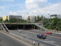 Trasa Lazienkowska 2