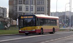 Lazurowa (autobus 154)