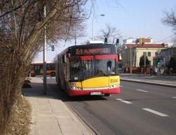 Aleja Wilanowska (autobus Z-1)