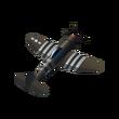 7 - P-47D Thunderbolt