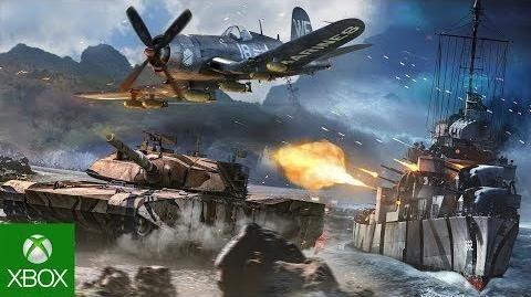 War Thunder Xbox One Launch Trailer