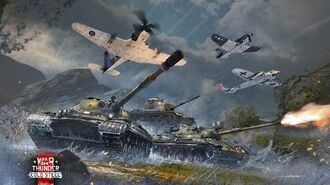 "War Thunder Update 1.51 ""Cold Steel"""
